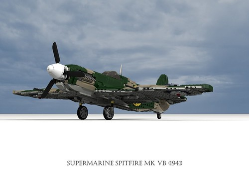 Supermarine Spitfire Mk VB (1941)