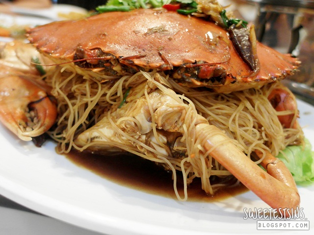 gu ma jia white pepper crab