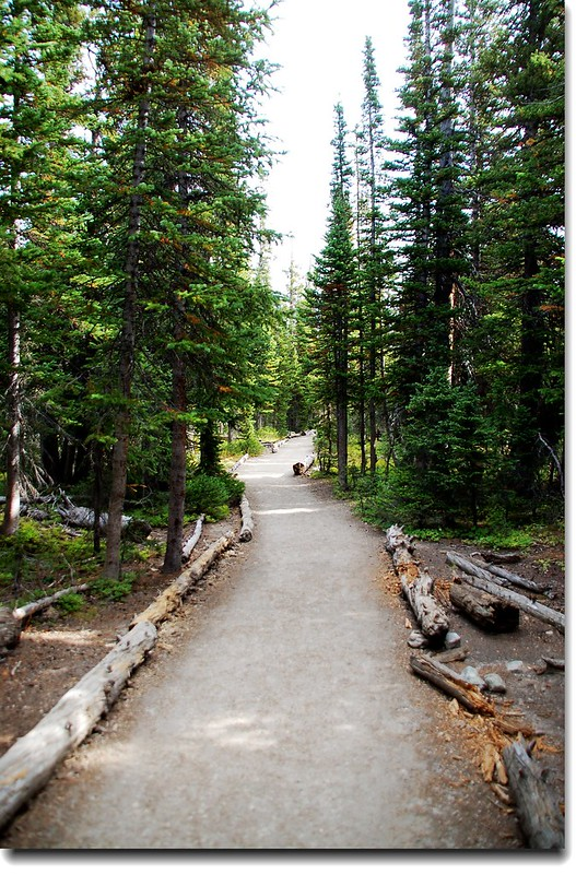 Pawnee Pass Trail 1