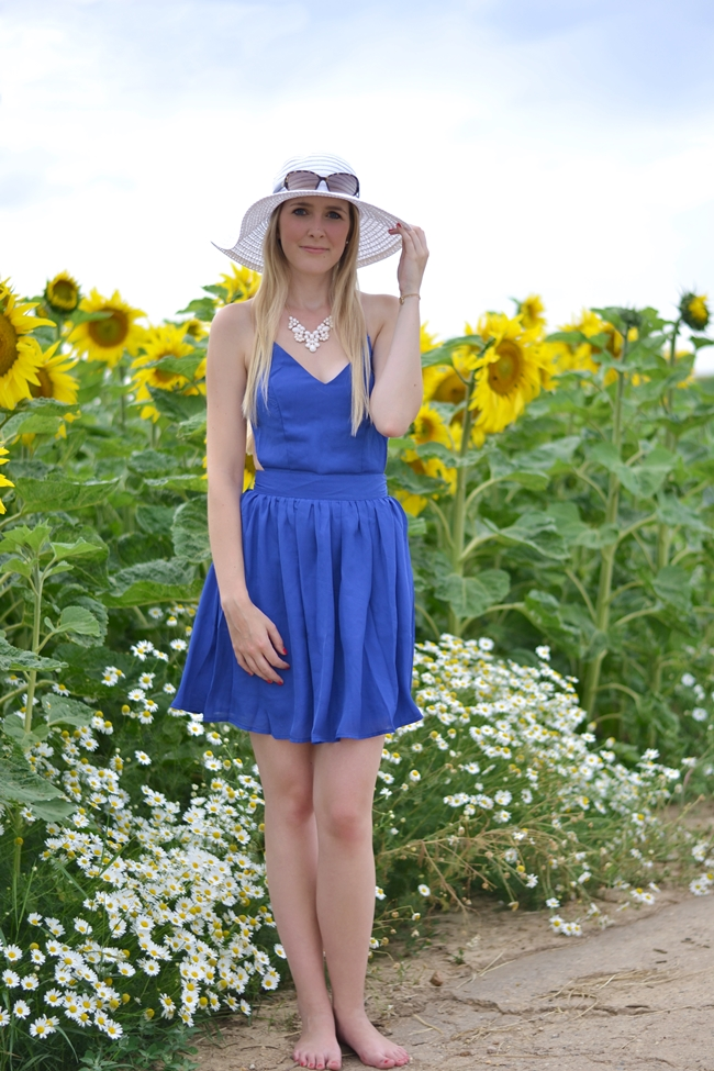 Outfit field with sunflowers (1)
