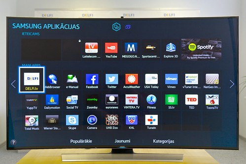 The Smart TV is Here, Act Normal!
