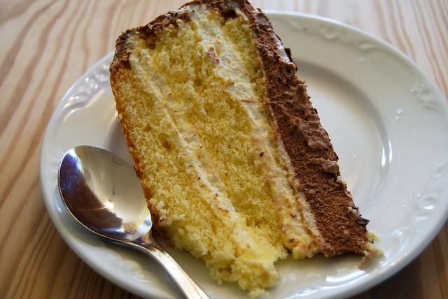Norwegian Mousse Cake