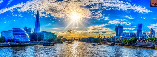 Sunset London (1 of 1)