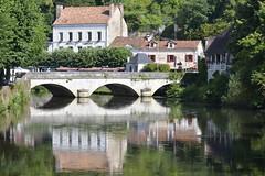 Le pont à 3 arches