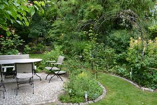 Gartenspaziergänge 2014 in Halle