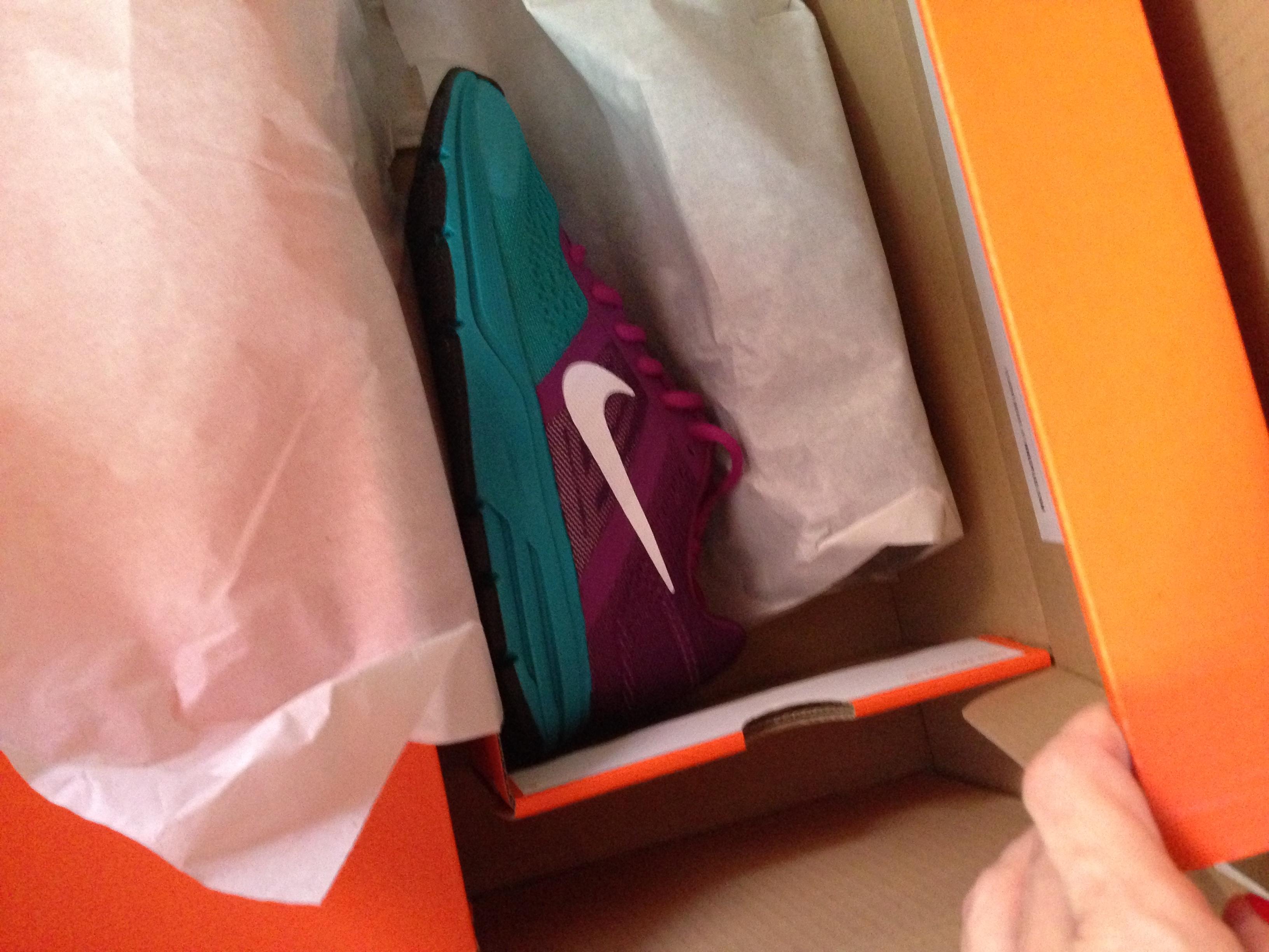 Nike pegasus + 30