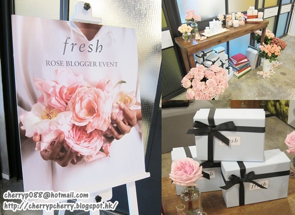 Fresh 新品❤玫瑰保濕水凝眼霜❤ Fresh Life香水系列