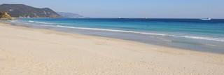 Shirahama Ohama Beach in Shimoda City, Shizuoka, Japan