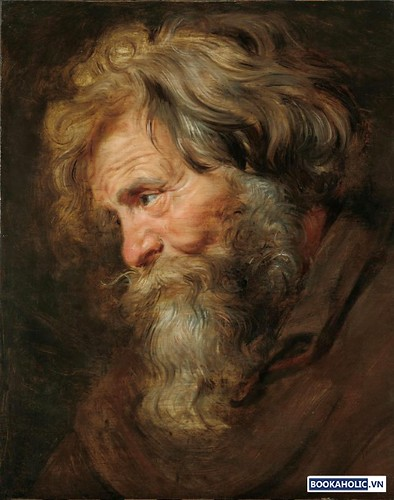 Study (tronie) of an Old Man