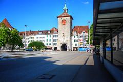 Solothurn, Bieltor 索洛图恩,瑞士