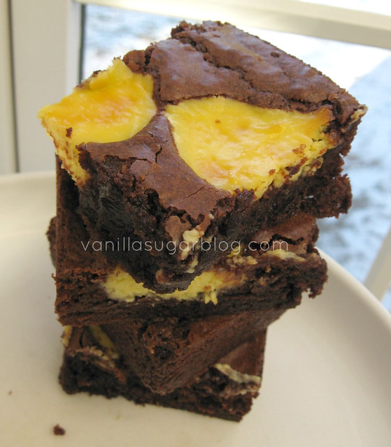 cream cheese brownies 7