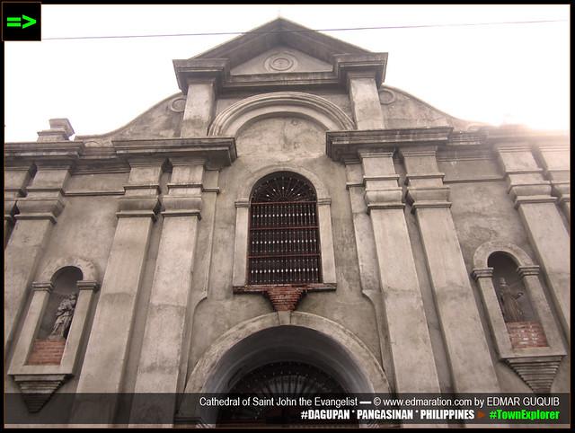 [DAGUPAN] St John Cathedral Façade