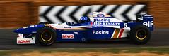 Damon Hill, Williams Renault FW18
