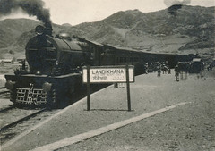 Khyber Station (India WW2, Bill Saunders's Photos)
