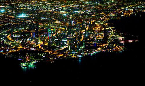 Kuwait City Night