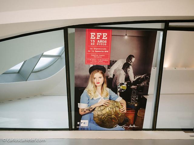 Exposición Agencia EFE