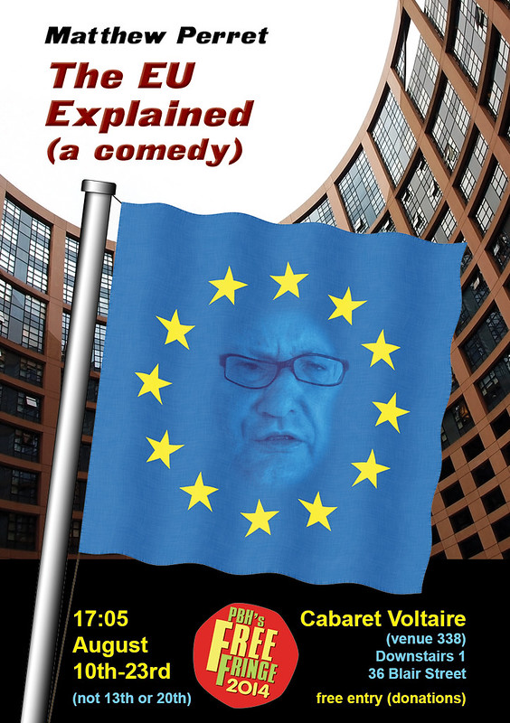 Matthew Perret: The EU Explained