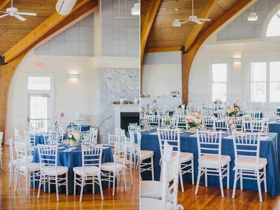 Citadel beach house wedding