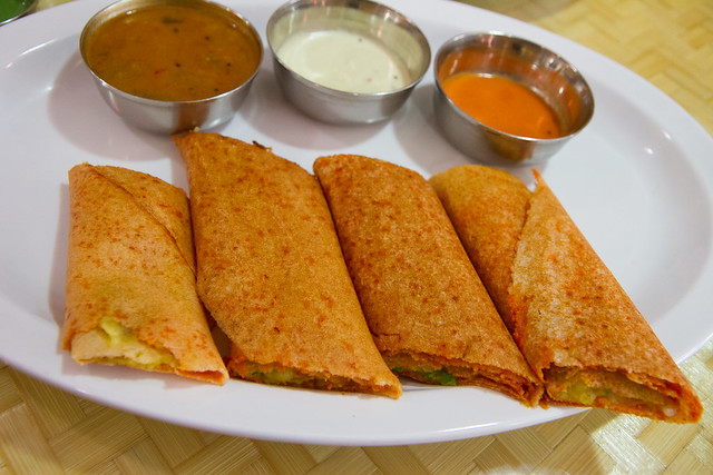 Pondicherry dosa, Samudra