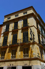 Málaga - strolling around the city