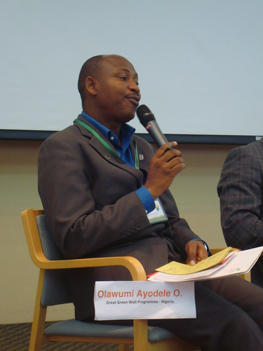 DevCom CoP: Policymaker Olawumi Ayodele, Great Green Wall Programme (Nigeria)