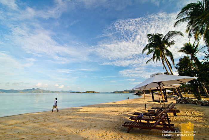 The Beach at Two Seasons Coron