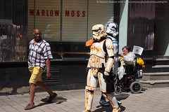 5. Street Photography (25/52) - Use the Force, Luke