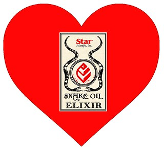 Virginia Snake Oil: Love Potion Number 9?