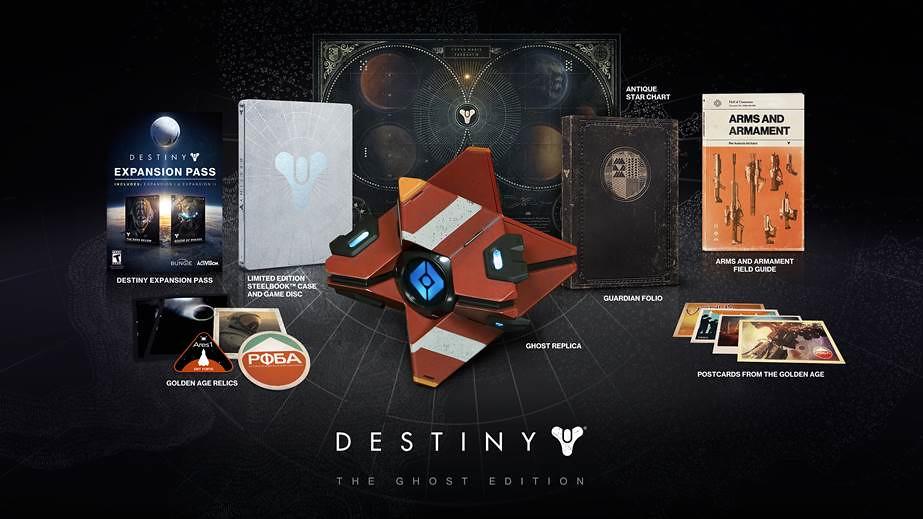 Destiny Special Editions