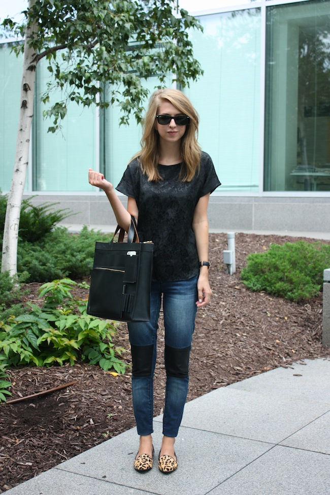 chelsea+zipped+truelane+blog+minneapolis+fashion+style+blogger+justfab+leopard+loafers+kate+spade+saturday+inside+out+tote1