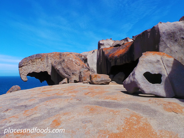 remarkable rocks many rocks