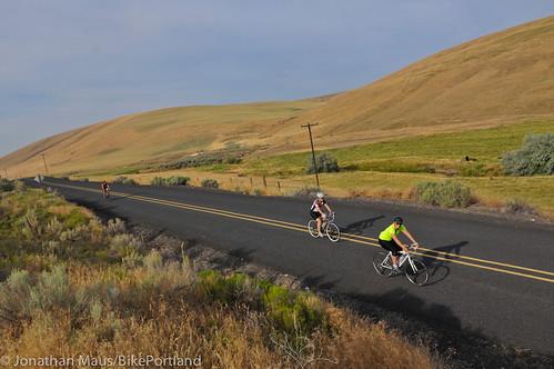 Treo Bike Ranch trip day 3 - Hardman to Columbia River-9
