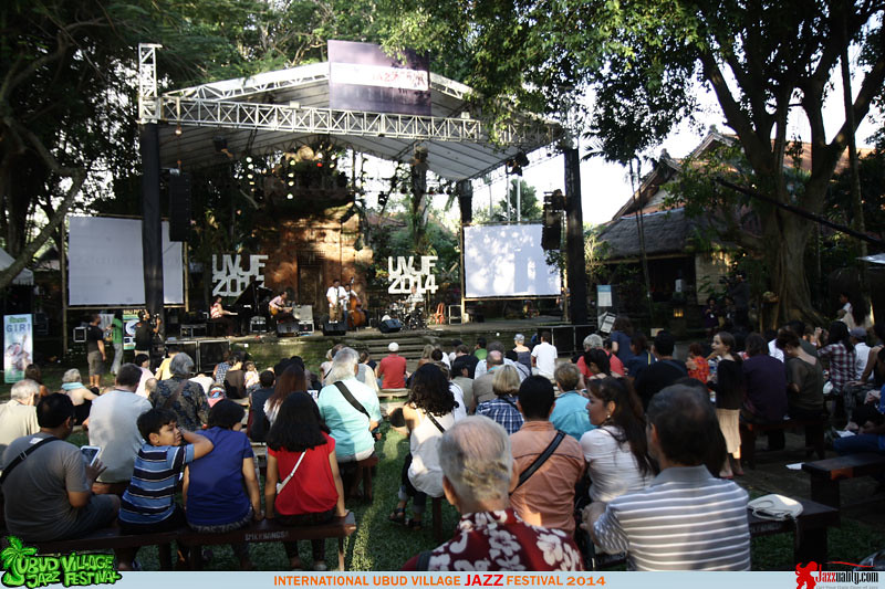 Ubud Village Jazz Festival 2014 - Titbits (1)