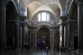 Terme di Diocleziano の画像. santa roma maria basilica di degli terme angeli diocleziano