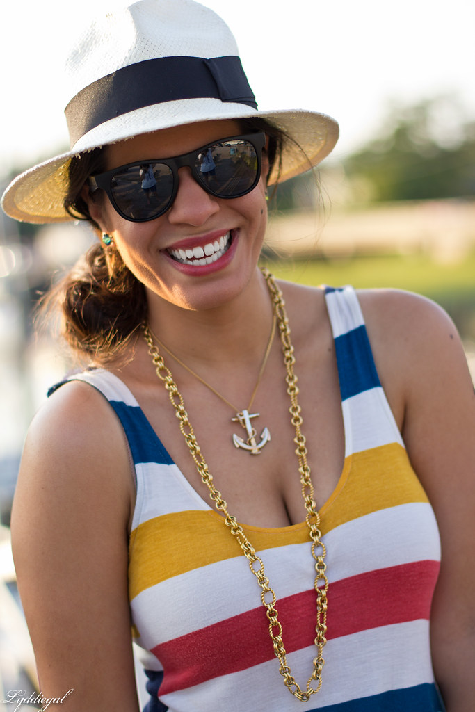 striped dress, panama hat-5.jpg