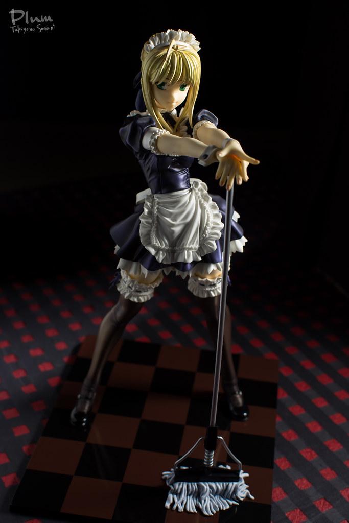 Saber maid ver-7