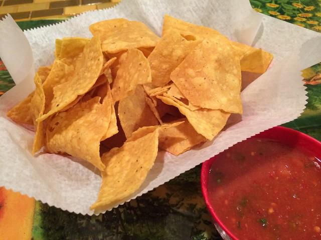 Chips and salsa - Mi Degollado