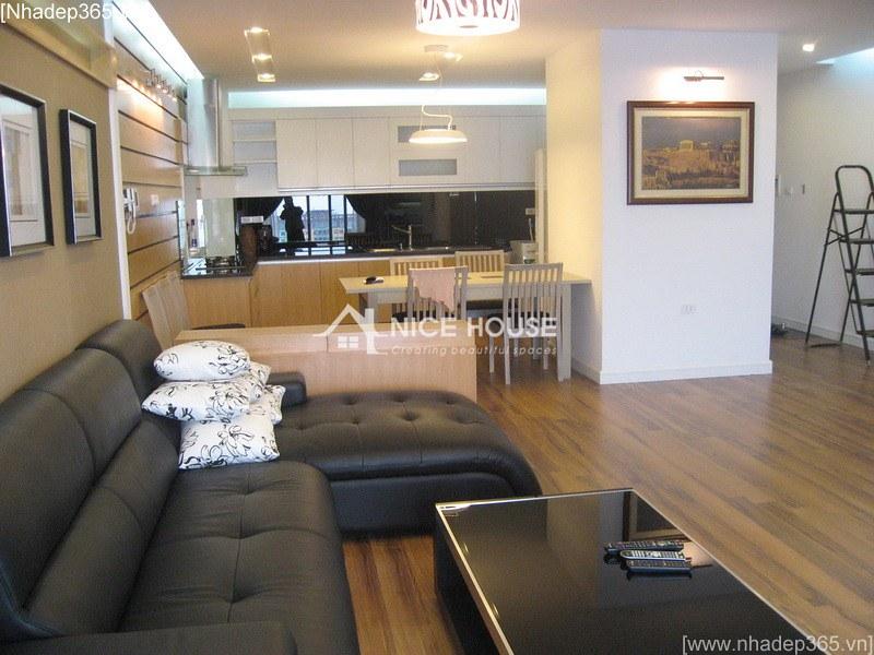 Thiết kế nội thất chung cư M5 - Hà Nội_23