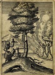 """Image from page 155 of """"Emblemes nouveaux; esquels le cours de ce monde est depeint et representé par certaines figures, desquelles le sens est expliqué par rimes ... Premieremente en allemand & maintenent en françois .."""" (1617)"""