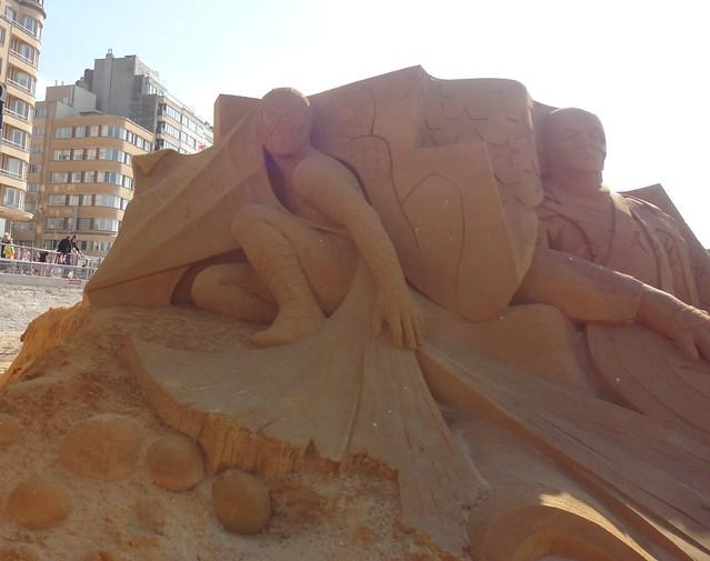 Sculpures sur sable Disney - News Touquet p.1 ! 14770230270_9f08c0df60_z