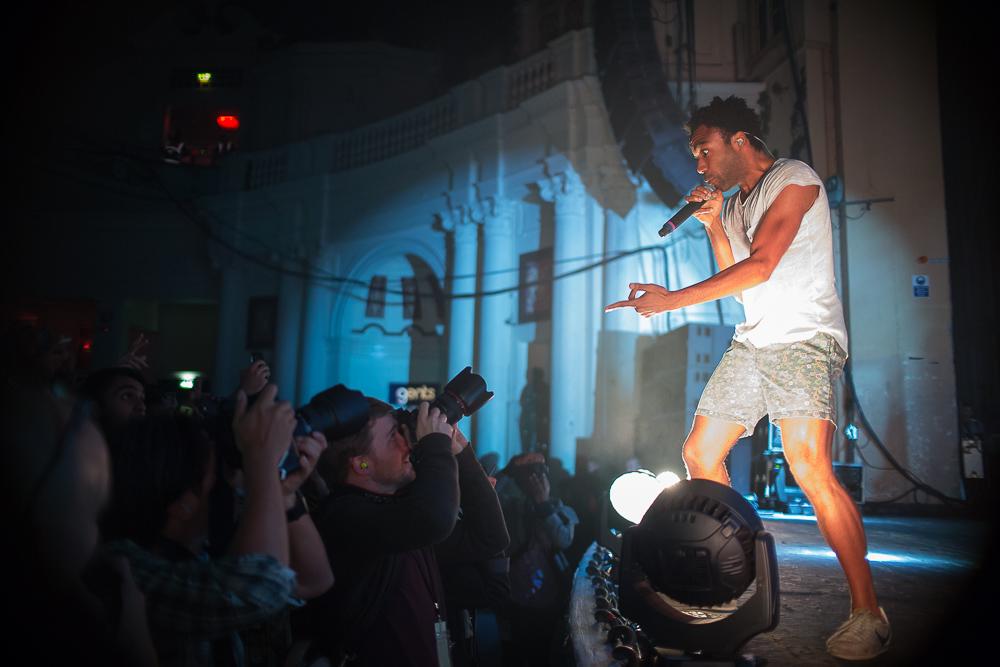Childish Gambino @ Brixton Academy, London 19/08/14