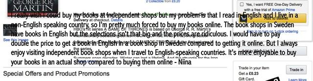 bookshops niina