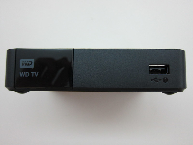 WD TV - Front