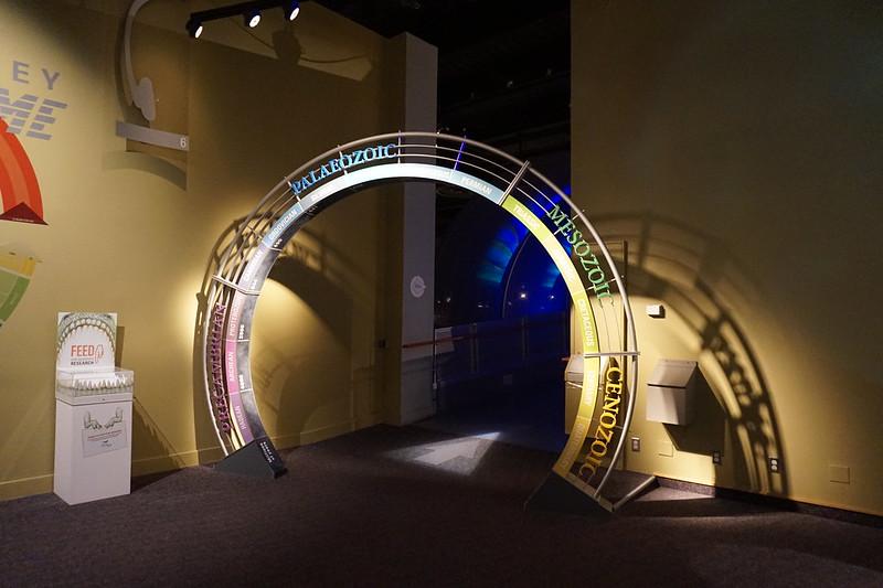 Drumheller - Museum Portal