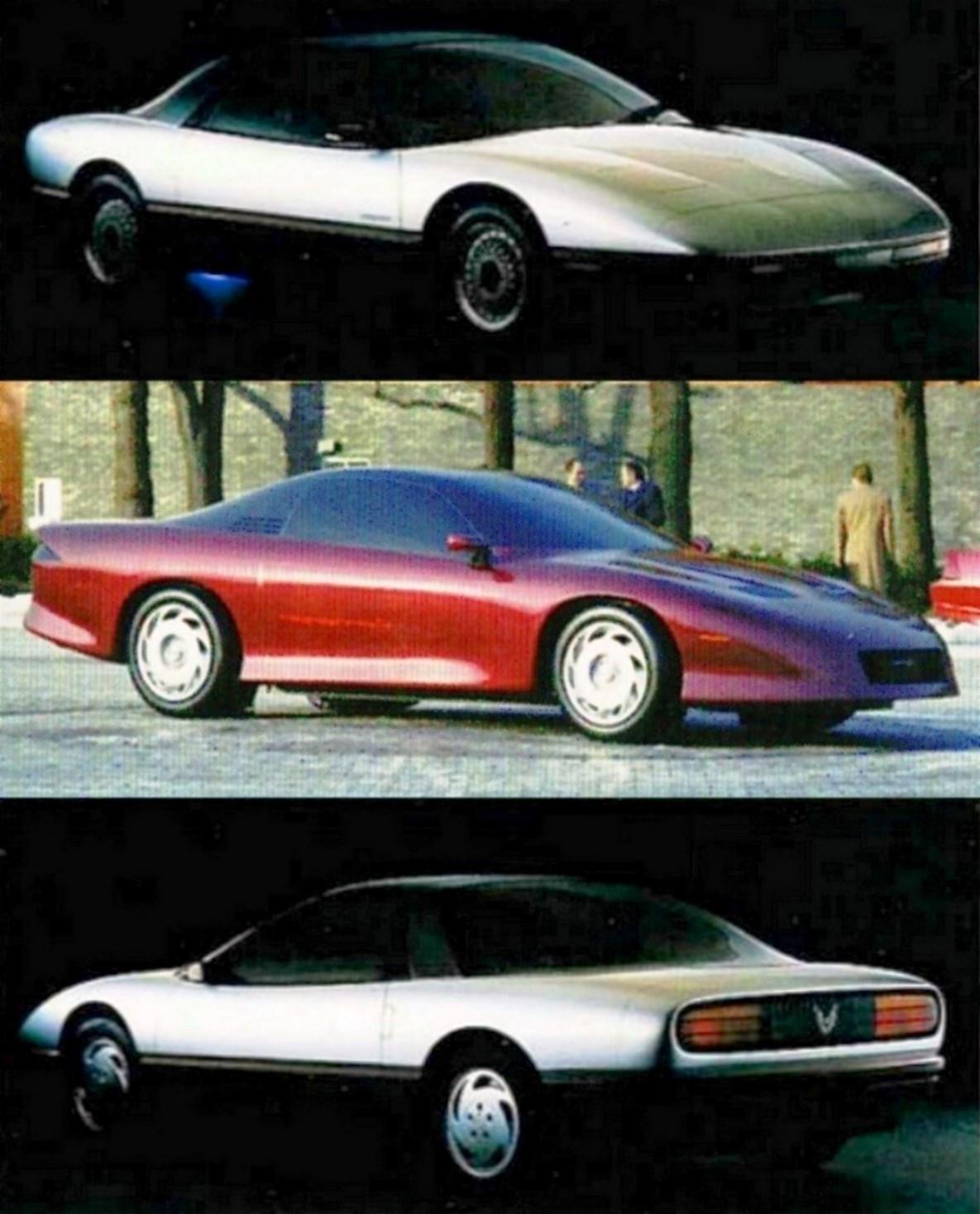 1980s FWD Camaro
