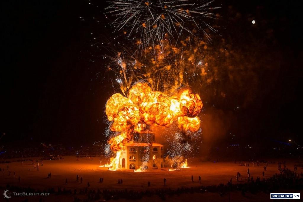Burning Man - Nevada, USA 2