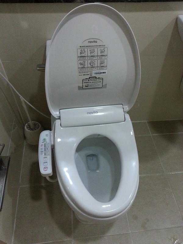 韓國Novita免治馬桶親自動手安裝分享
