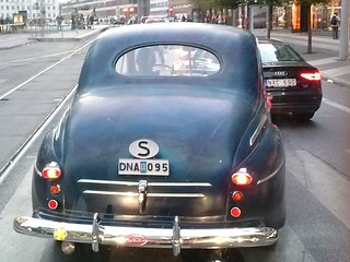 1946 Ford Sedan Coupe De Luxe