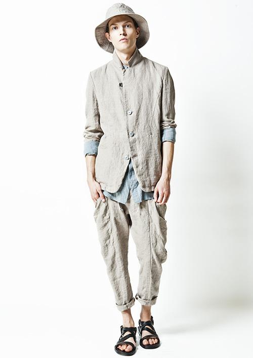 SS15 Tokyo KAZUYUKI KUMAGAI019_Adrian Bosch(Fashion Press)
