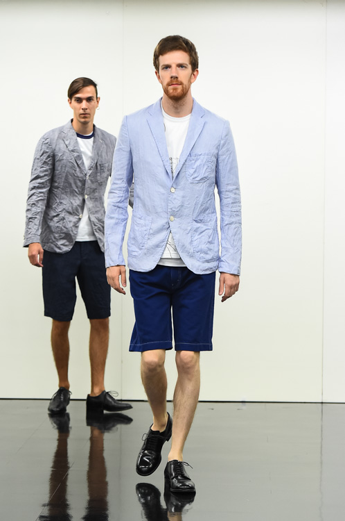 SS15 Tokyo COMME des GARCONS HOMME038_Cameron @ EXILES (Fashion Press)
